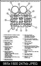 bulkhead firewall wiring harness diagram jeepforum com 1984 jeep cj7 fuse box diagram at 1978 Jeep Cj7 Fuse Box Diagram