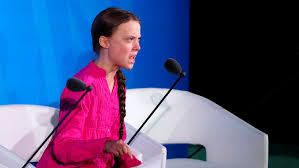 Greta Thunberg, After Pointed U.N. Speech, Faces Attacks From the Right -  The New York Times
