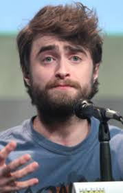 daniel radcliffe at the san go ic con in 2018 daniel radcliffe who portrays the series le character harry potter