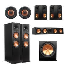 klipsch 5 1 surround sound. rp-280 ic 5.1.4 dolby atmos® klipsch 5 1 surround sound o
