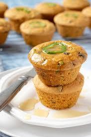 Vegan Jalapeno Cornbread Muffins My Quiet Kitchen