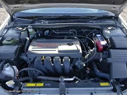 2002/May Used TOYOTA VISTA TA-ZZV50 Engine Type 1ZZ Ref No:28318 ...