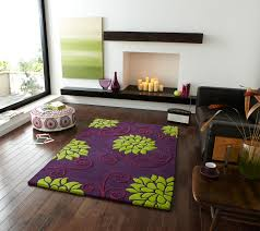 Purple Living Room How To Decorate Purple Living Room Rugs On Rug Runners Rugged