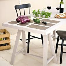 Un Plan De Travail En Carrelage Marie Claire Table De Cuisine En