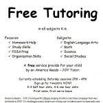 Sample Advertisement For Tutoring Math Tutoring Flyer Asafonec