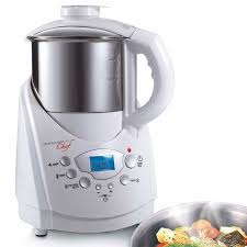 The Intelligent Chef: Robot De Cocina U201c7 En 1u201d