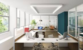 Modern Office Design Concepts Magnificent 48 Vital Workplace Design Developments For 48 SBFI
