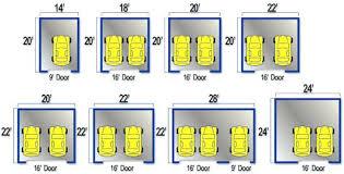 garage door sizesStandard Single Roller Garage Doors Sizesgarage Door Opening Sizes