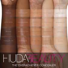 The Overachiever High Coverage Concealer Huda Beauty Sephora