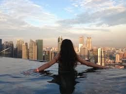 Infinity pool Picture of Marina Bay Sands Singapore TripAdvisor