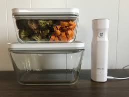 Are there automatic vacuum brewers? Zwilling Fresh Save Containers Product Review Kitchn