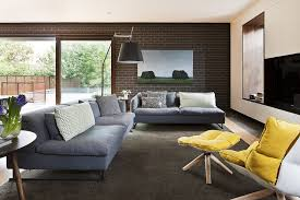 Yellow And Grey Living Room Grey Couch Living Room Decorating Ideas Homestylediarycom