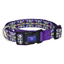Patterned Dog Collars Cool Amazon Hamilton 48 X 48848 Adjustable Dog Collar With Navajo