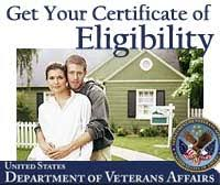 Image result for Certificate of Eligibility for Home Loan