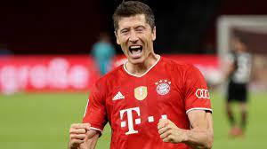 روبيرت ليفاندوفسكي أفضل لاعب في ألمانيا عام 2020