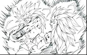 Coloring Sheets Pages Dragon Ball Z Vegeta Super Lisaallenme