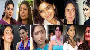 indian actress without makeup bollywood es south celebrities weight loss