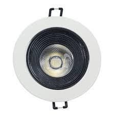Đèn LED âm trần Downlight 9W xoay góc - HIKARU sản xuất, kinh doanh, lắp  đặt đèn, cột đèn cao áp, tủ điện, vật tư thiết bị chiếu sáng