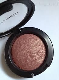 mac mineralize blush in love joy