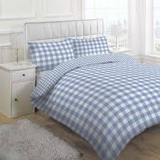 blue gingham duvet cover the duvets