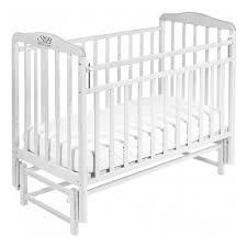 <b>Кроватка Sweet</b> Baby Flavio, цвет Bianco (Белый) — купить в ...