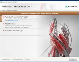 solved autocad lt 2017 installation failure autodesk community installation and licensing
