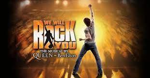 Art rock contemporary pop/rock hard rock glam rock album rock arena rock british metal heavy metal. We Will Rock You Tickets New Wimbledon Theatre In Greater London Atg Tickets
