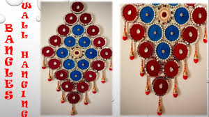 Design With Broken Bangles Best Out Of Waste From Bangles Diy Craft Ideas