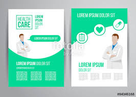Healthcare Brochure Best Healthcare Brochure With Doctor Flyer Design Medical Concept For