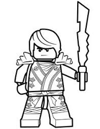 Small Picture Lego Ninjago Coloring Pages 2 Crafty stuff Pinterest Lego