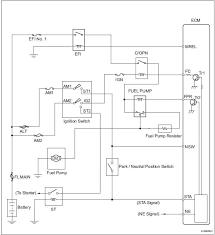 Toyota Trim Code Chart Toyota Sienna Service Manual Fuel Pump Control Circuit