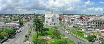 George is a quarterly publication provided by the city of st. St George S Cathedral Georgetown Guyana Atlas Obscura