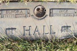 Elnora Stanley Hall (1911-1978) - Find A Grave Memorial