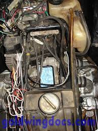 how to replace your throttle cables • gl1100 diy articles 3 the adjusting screw and lock nut below the throttle handgrip the adjusting screw is on the pull cable only it is the one that is closest to the