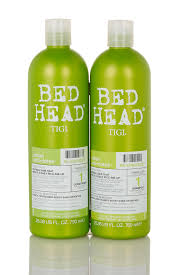 image of tigi tigi bed head urban anti dote shoo conditioner set