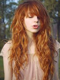 Often Long Hair With Bangs Will