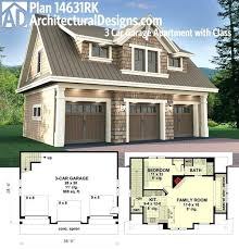 garage apartment floor plans do yourself contemporary styled two car garage