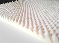 egg crate foam mattress topper. EverFlex 3-Inch Soft Egg Crate Topper Foam Mattress Order