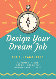 design your dream job the fundamentals about this class