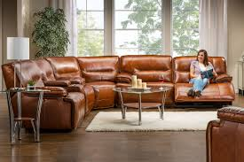drake leather power reclining sectional at gardner white leather sectional