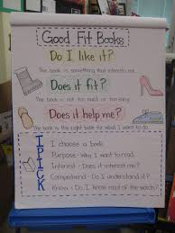 Good Fit Books Ipick Anchor Chart Good Fit Books Good