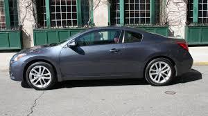2010 Nissan Altima Coupe 3.5 SR, an <i>AW</i> Drivers Log   Autoweek
