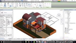 Revit Architecture Modern House Design Revit Complete Project 6 Modern House Design In Revit Indian House Design