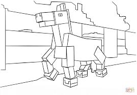 Bovenste Deel Kleurplaat Minecraft Monsters Krijg Duizenden