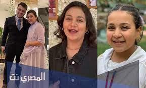 صور جنى مقداد في زواج اخوها - المصري نت