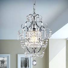 single light chandelier silver orchid single light crystal chandelier single tier tea light chandelier small single