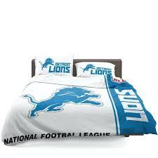 detroit lions bedding lions bedding comforter set 4 1 detroit lions crib bedding