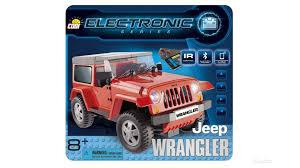 <b>Конструктор cobi</b> 21920 <b>Jeep Wrangler</b> красный купить в Москве с ...