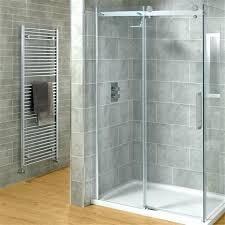 extraordinary slide shower door idea for master shower doors shower enclosures infinity sliding shower door featuring