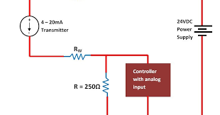 basics of the 4 20ma current loop ~ learning instrumentation and 4 20ma Pressure Transducer Wiring Diagram basics of the 4 20ma current loop ~ learning instrumentation and control engineering Omega Pressure Transducer